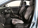 Подержанный Hyundai Solaris, голубой, 2013 года выпуска, цена 487 000 руб. в Иваново, автосалон АвтоГрад Нормандия