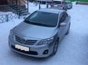 Подержанный Toyota Corolla, серебряный , цена 820 000 руб. в ао. Ханты-Мансийском Автономном округе - Югре, отличное состояние