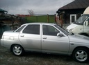 Подержанный ВАЗ (Lada) 2110, серебряный металлик, цена 85 000 руб. в Челябинской области, хорошее состояние