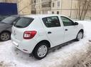 Авто Renault Sandero, , 2015 года выпуска, цена 430 000 руб., Сургут