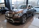 Новый Mercedes-Benz GLC-Класс, коричневый металлик, 2017 года выпуска, цена 3 150 000 руб. в автосалоне УралАвтоХаус Магнитогорск