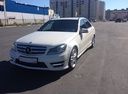 Подержанный Mercedes-Benz C-Класс, белый , цена 950 000 руб. в ао. Ханты-Мансийском Автономном округе - Югре, хорошее состояние