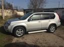 Подержанный Nissan X-Trail, серебряный металлик, цена 920 000 руб. в Крыму, отличное состояние