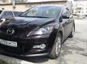Подержанный Mazda CX-7, коричневый металлик, цена 610 000 руб. в Челябинской области, отличное состояние