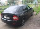 Подержанный ВАЗ (Lada) Priora, черный , цена 177 000 руб. в Самаре, отличное состояние