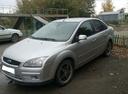 Подержанный Ford Focus, серебряный , цена 295 000 руб. в Челябинской области, отличное состояние