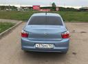 Подержанный Citroen C-Elysee, голубой металлик, цена 365 000 руб. в Самаре, отличное состояние