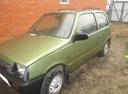 Подержанный ВАЗ (Lada) 1111 Ока, зеленый , цена 85 000 руб. в Самаре, хорошее состояние