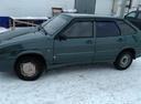 Подержанный ВАЗ (Lada) 2114, зеленый , цена 95 000 руб. в республике Татарстане, хорошее состояние