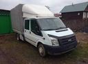 Подержанный Ford Transit, белый , цена 500 000 руб. в Челябинской области, хорошее состояние