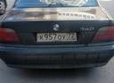 Подержанный BMW 7 серия, черный , цена 560 000 руб. в Тюмени, хорошее состояние