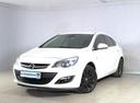Подержанный Opel Astra, белый, 2013 года выпуска, цена 539 000 руб. в Санкт-Петербурге, автосалон РОЛЬФ Лахта Blue Fish