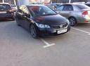 Подержанный Honda Civic, черный , цена 520 000 руб. в Нижнем Новгороде, отличное состояние