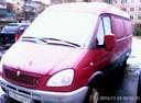 Подержанный ГАЗ Газель, бордовый , цена 110 000 руб. в Архангельске, хорошее состояние