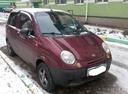 Подержанный Daewoo Matiz, бордовый , цена 90 000 руб. в республике Татарстане, среднее состояние