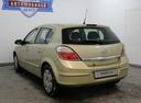 Подержанный Opel Astra, золотой, 2004 года выпуска, цена 254 500 руб. в Санкт-Петербурге, автосалон