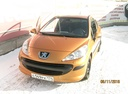Подержанный Peugeot 207, оранжевый , цена 249 000 руб. в Челябинской области, хорошее состояние