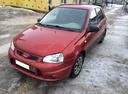 Подержанный ВАЗ (Lada) Kalina, красный, 2006 года выпуска, цена 190 000 руб. в Самаре, автосалон