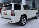 Подержанный Chevrolet Tahoe, белый, 2015 года выпуска, цена 3 099 000 руб. в Екатеринбурге, автосалон Автобан-Запад