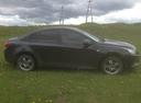 Подержанный Chevrolet Cruze, черный , цена 359 999 руб. в Челябинской области, отличное состояние