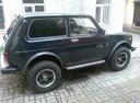 Подержанный ВАЗ (Lada) 4x4, бирюзовый металлик, цена 500 000 руб. в Санкт-Петербурге, отличное состояние