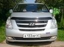 Подержанный Hyundai Starex, серебряный металлик, цена 700 000 руб. в Смоленской области, отличное состояние