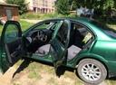 Подержанный Nissan Almera, зеленый металлик, цена 210 000 руб. в Смоленской области, хорошее состояние