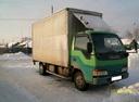 Подержанный Isuzu N-Series, зеленый , цена 330 000 руб. в Омске, хорошее состояние