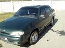 Подержанный ВАЗ (Lada) 2115, зеленый , цена 160 000 руб. в Тюмени, хорошее состояние