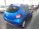 Подержанный Renault Sandero, синий, 2016 года выпуска, цена 553 000 руб. в Уфе, автосалон УФА МОТОРС