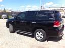 Подержанный Toyota Land Cruiser, черный , цена 2 100 000 руб. в Костромской области, хорошее состояние
