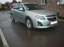 Подержанный Chevrolet Cruze, серебряный металлик, цена 550 000 руб. в Челябинской области, отличное состояние