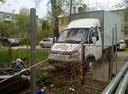 Подержанный ГАЗ Газель, белый , цена 110 000 руб. в Нижнем Новгороде, хорошее состояние