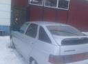 Подержанный ВАЗ (Lada) 2112, серебряный металлик, цена 115 000 руб. в Челябинской области, хорошее состояние