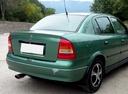 Подержанный Opel Astra, зеленый , цена 285 000 руб. в Крыму, хорошее состояние