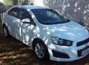 Подержанный Chevrolet Aveo, белый , цена 435 000 руб. в республике Татарстане, отличное состояние