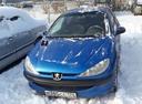 Авто Peugeot 206, , 2004 года выпуска, цена 175 000 руб., Челябинск