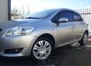 Подержанный Toyota Auris, серебряный , цена 400 000 руб. в Тверской области, отличное состояние