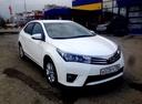 Подержанный Toyota Corolla, белый , цена 850 000 руб. в Тюмени, отличное состояние