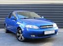 Подержанный Chevrolet Lacetti, синий, 2010 года выпуска, цена 296 100 руб. в Санкт-Петербурге, автосалон