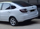 Подержанный ВАЗ (Lada) Granta, белый , цена 380 000 руб. в Воронежской области, отличное состояние