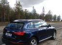Подержанный Audi Q5, синий металлик, цена 2 100 000 руб. в ао. Ханты-Мансийском Автономном округе - Югре, отличное состояние