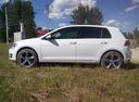 Подержанный Volkswagen Golf, белый металлик, цена 660 000 руб. в ао. Ханты-Мансийском Автономном округе - Югре, хорошее состояние