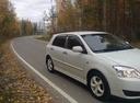 Подержанный Toyota Corolla, белый , цена 310 000 руб. в ао. Ханты-Мансийском Автономном округе - Югре, хорошее состояние