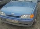 Подержанный ВАЗ (Lada) 2115, синий , цена 40 000 руб. в Костромской области, среднее состояние