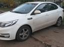 Подержанный Kia Rio, белый , цена 575 000 руб. в республике Татарстане, отличное состояние