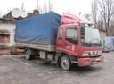 Подержанный Foton Aumark BJ 1049, красный металлик, цена 430 000 руб. в Воронежской области, среднее состояние