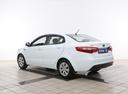 Подержанный Kia Rio, белый, 2013 года выпуска, цена 527 000 руб. в Иваново, автосалон АвтоГрад Нормандия