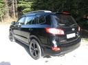 Подержанный Hyundai Santa Fe, черный , цена 900 000 руб. в ао. Ханты-Мансийском Автономном округе - Югре, хорошее состояние