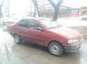 Подержанный Fiat Siena, бордовый , цена 60 000 руб. в Крыму, хорошее состояние